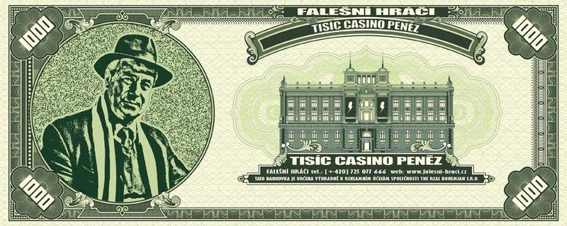 Herní peníze z dílny designera Jana Macha 01